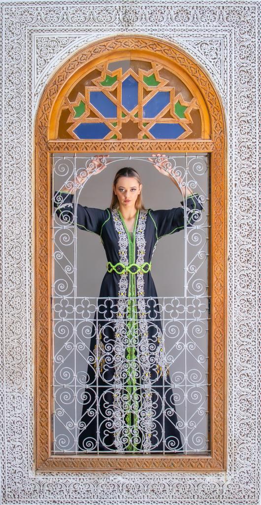 Oriental fashion show 2021