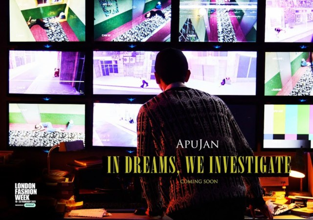 Apujan in dreams, we investigate aw21