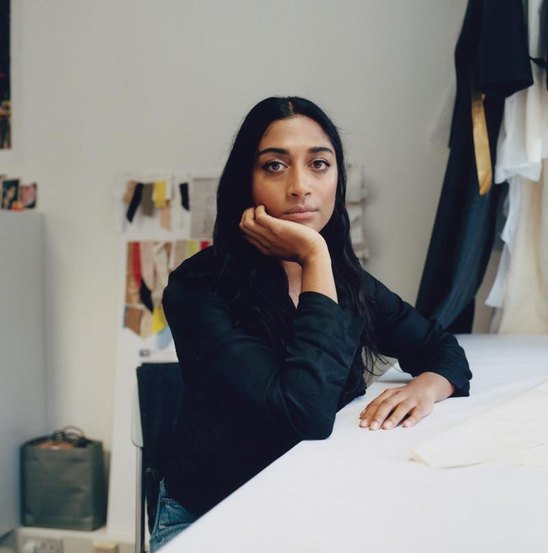 Bfc vogue designer fashion fund 2021 shortlist announced