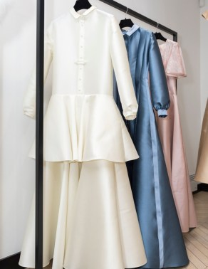 Alexis mabille evening rtw fall winter 20212022 let's play (1)