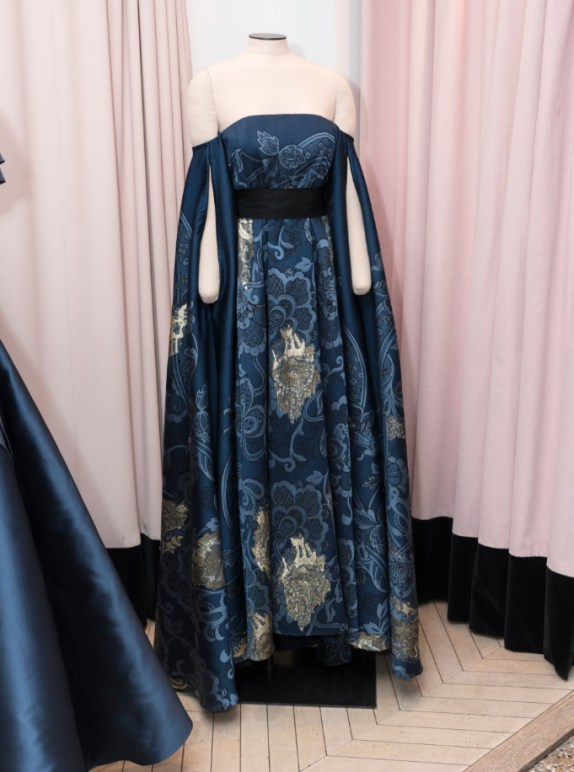 Alexis mabille evening rtw fall winter 20212022 let's play (7)