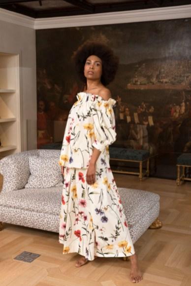 Oscar de la renta paris fashion week online (1)