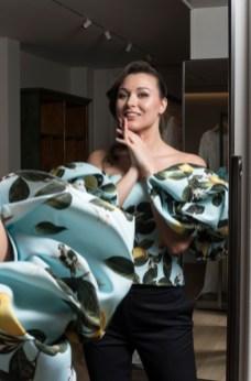 Oscar de la renta paris fashion week online (8)