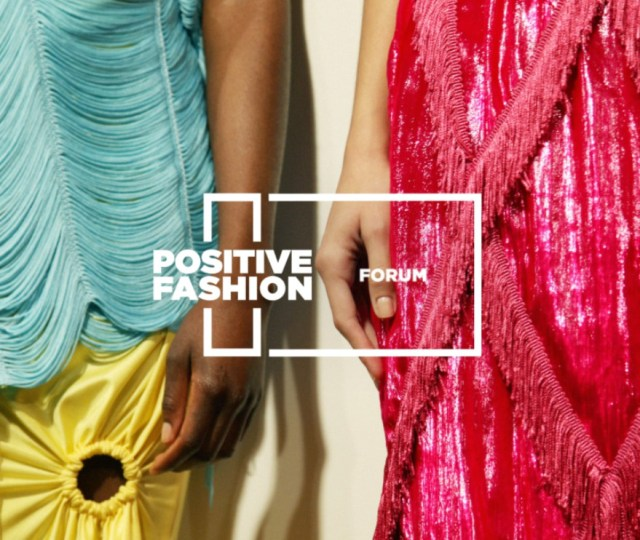 British fashion council launches first institute of positive fashion forum