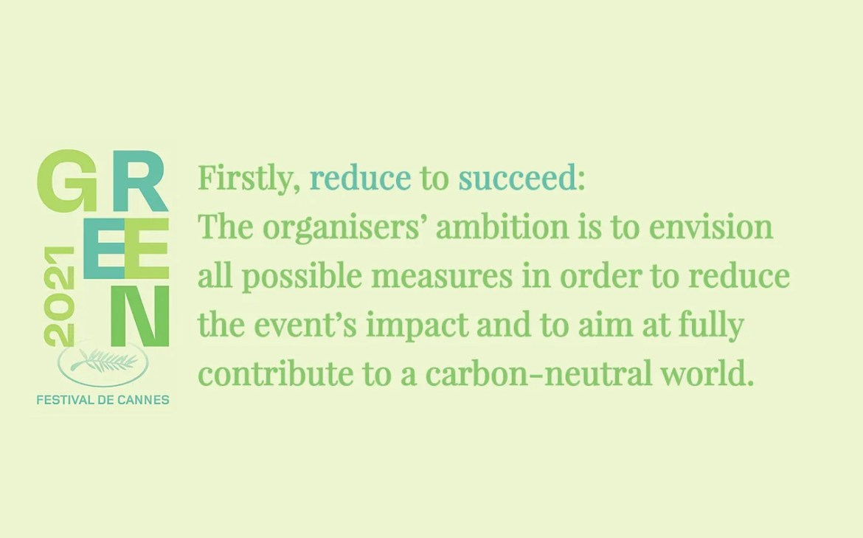 Festival de cannes green 2021