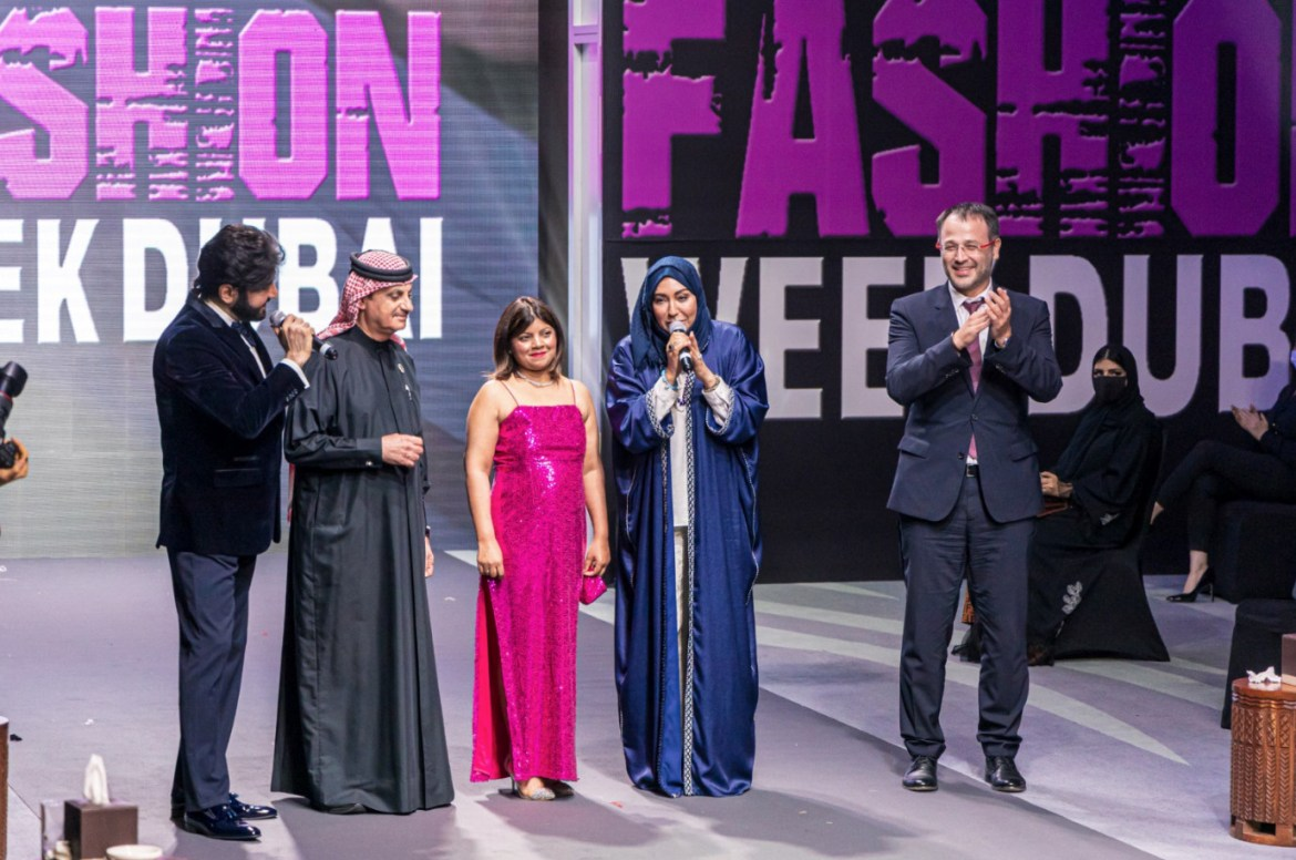 International fahion week dubai season 11