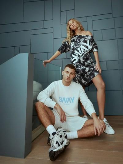 Menswear & womenswear fashion brand sway london launches (1)