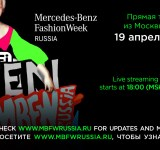 Mercedes benz fashion week russia 2021