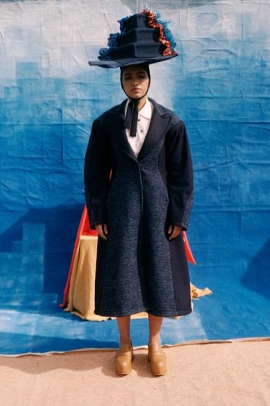 Anciela at mercedes benz fashion week russia (9)