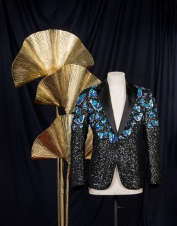 The butterfly jacket for mick jagger