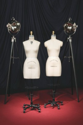 Two l wren scott bespoke mannequins