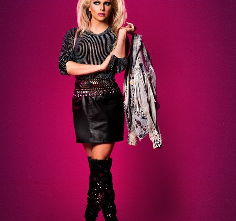Courtney act to sashay back into the west end