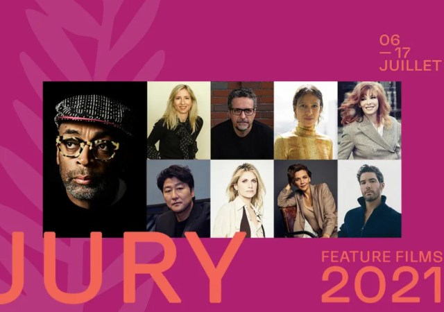 The jury of the 74th festival de cannes