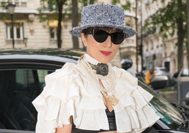 Chanel collection haute couture automne hiver