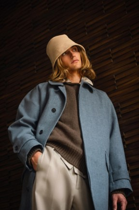 Teddy vonranson resort 2022 collection icons starring actor and musician hart denton (4)