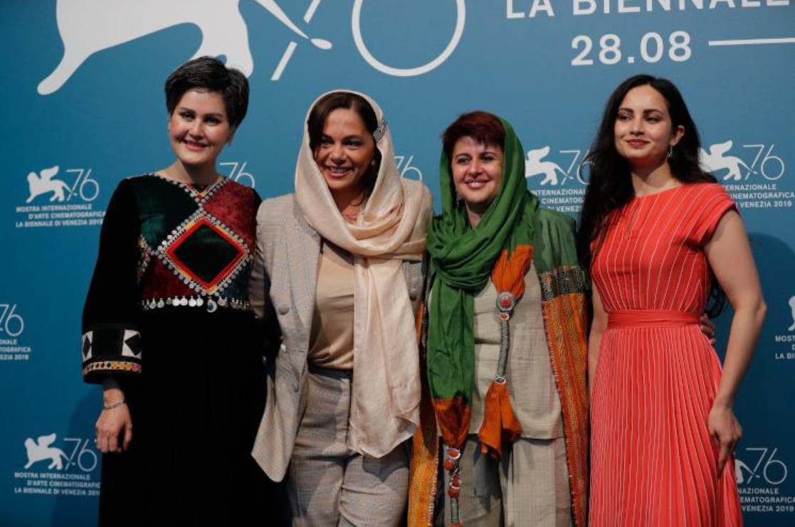 International panel on afghanistan and the situation of afghan filmmakers and artists