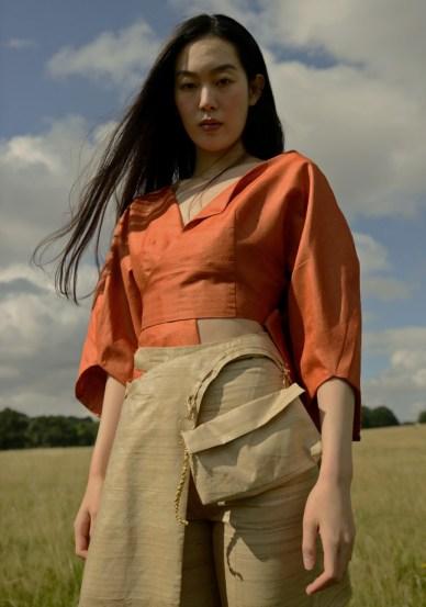 Azura lovisa presents here–being ss22 during london fashion week (1)