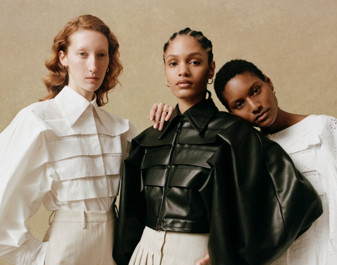 British fashion council announces long term partnership with 50 50 the equality project