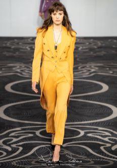Helen anthony spring summer 2022 during london fashion week (6)
