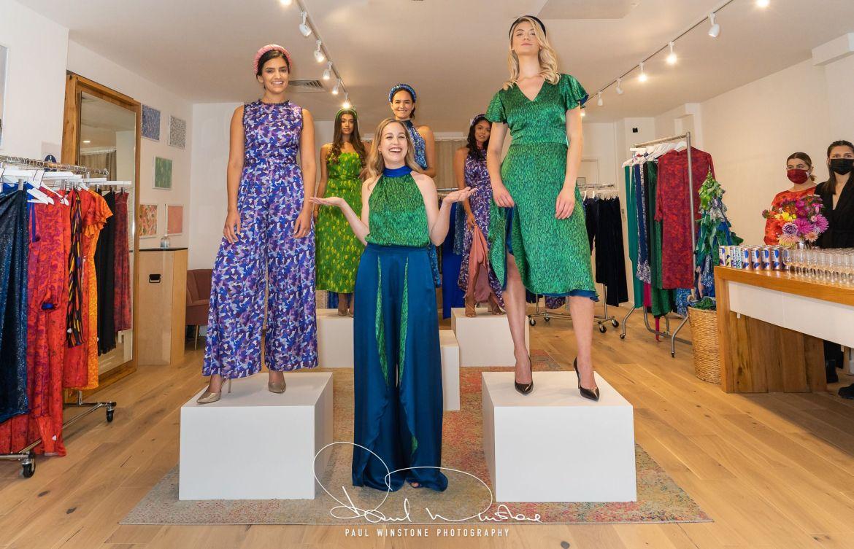 Isabel manns collection during london fashion week (4)