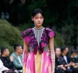 Shanghai fashion week shuting qiu springsummer 2022 collection