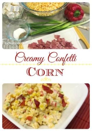 creamy confetti corn side dish