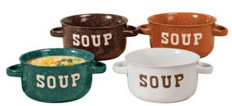 soup bowls on amazon