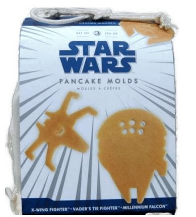 Star Wars Pancake Mold