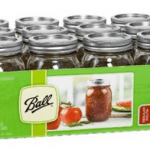 Ball Pint size jars