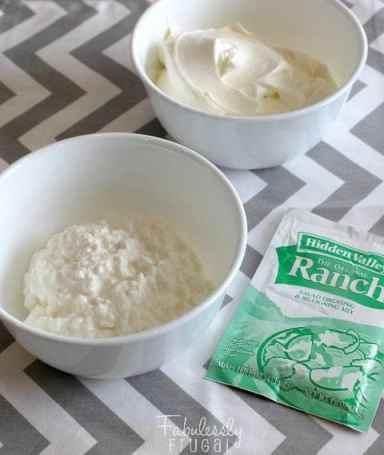 ranch veggie dip