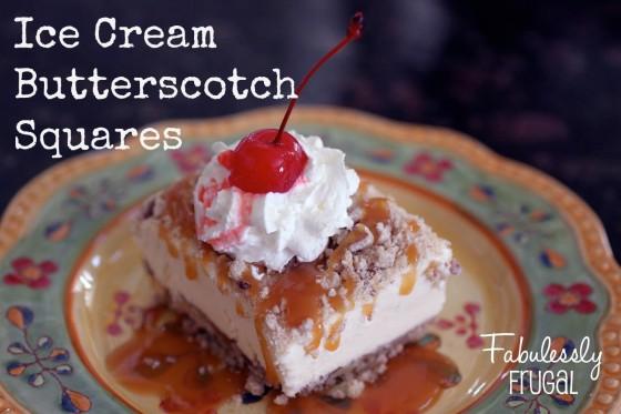 Ice Cream Butterscotch Squares1