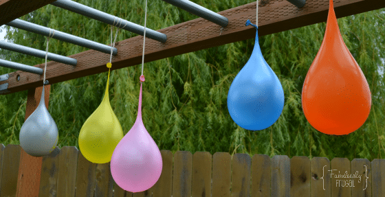 37 ways to bust summer boredom with fun balloon and bubble activities