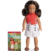 Amazon: American Girl Mini Doll And Book $14.03 (Reg. $24.99)
