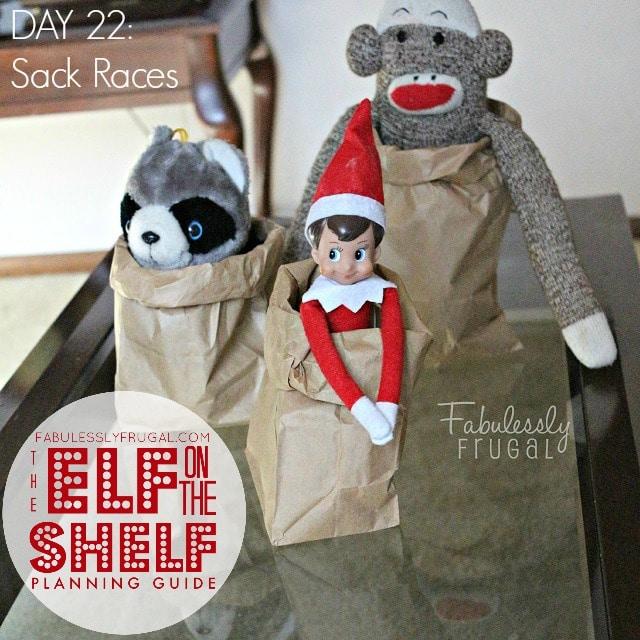 25 Days of Elf on the Shelf Ideas: Day 22