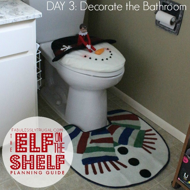 25 Days of Elf on the Shelf Ideas: Day 3