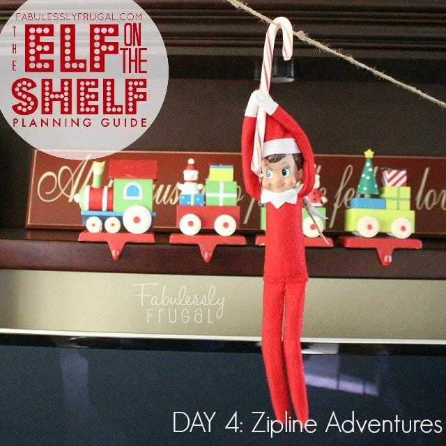 25 Days of Elf on the Shelf Ideas: Day 4