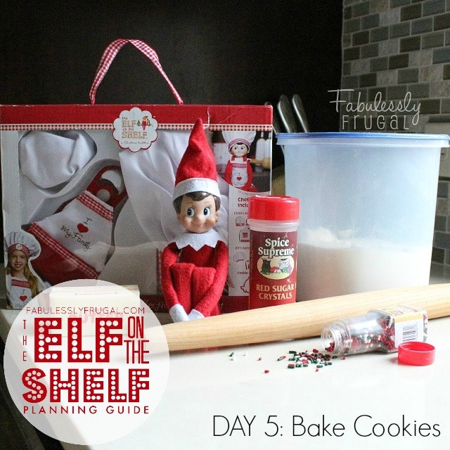 25 Days of Elf on the Shelf Ideas: Day 5
