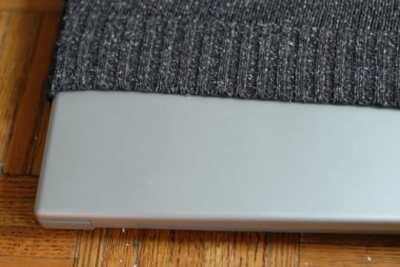diy laptop sleeve made out of a sweater