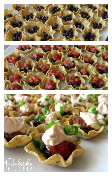 easy mexican bites - healthy mexican appetizers