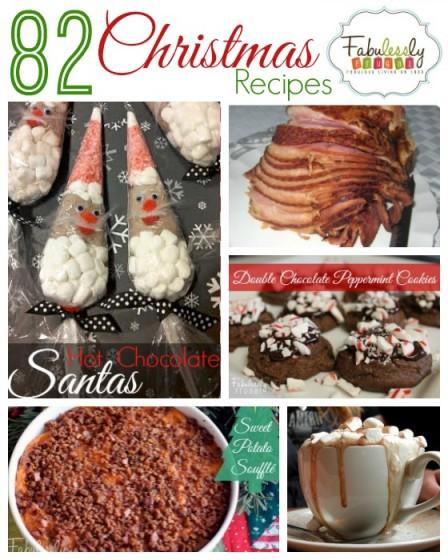 82 Christmas Recipes