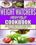 Weight Watchers freestyle cookbook
