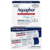 Amazon: 2 Tubes  Aquaphor Baby Healing Ointment Advanced Therapy $4.86...
