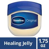 Amazon: Vaseline Petroleum Jelly, Original, 1.75 oz $0.99 (Reg. $2.69)