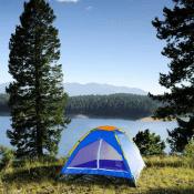 Amazon: 2-Person Blue Dome Tent $20.53 (Reg. $39.99)