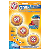 Amazon: 3-Pack Arm & Hammer Odor Busterz Balls $5.72 (Reg. $14.35)
