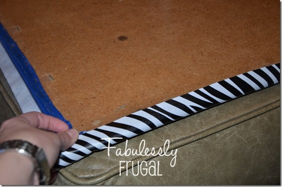 Resurface folding table