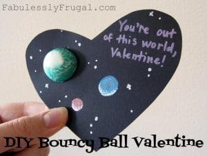 bouncy ball planet valentine
