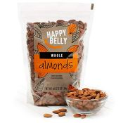 Amazon: 48 oz. Happy Belly Whole Raw Almonds $12.99 (Reg. $22.09) - Amazon...