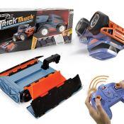 Amazon: Hot Wheels R/C Stunt Trick Truck $39.99 (Reg. $99.99) + Free Shipping