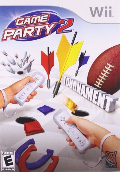 Wii Party Games